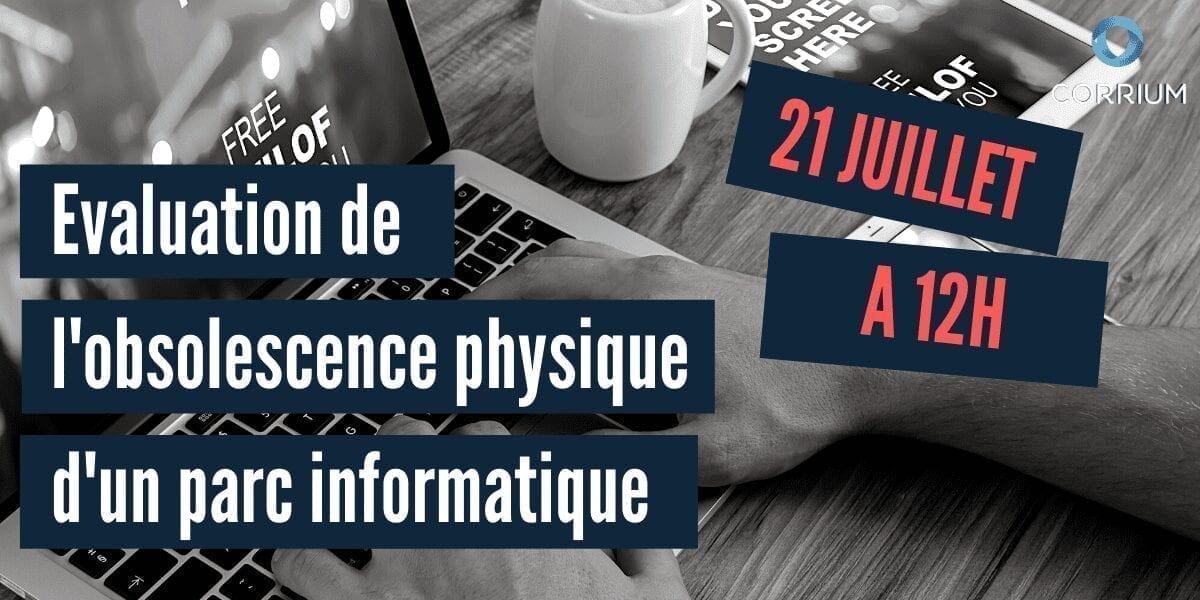 Webinaire _ Obsolescence des machines